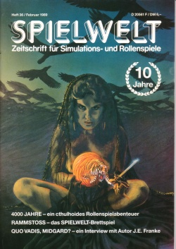 Cover Spielwelt 36
