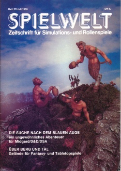 Cover Spielwelt 27