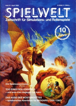 Cover Spielwelt 37
