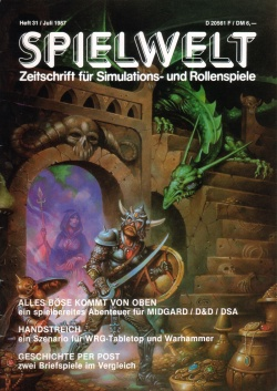 Cover Spielwelt 31