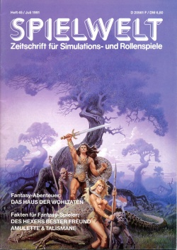 Cover Spielwelt 45