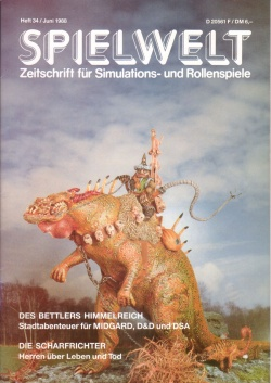 Cover Spielwelt 34