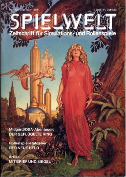 Cover Spielwelt 43