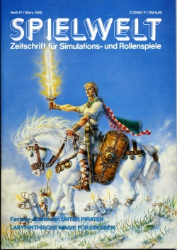 Cover Spielwelt 47