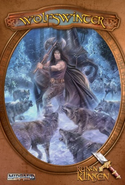 Cover Wolfswinter