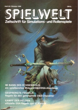 Cover Spielwelt 28